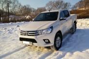 Toyota Hilux 8