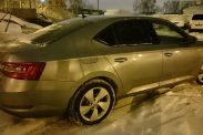 Skoda Superb 3