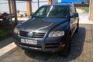 Отзыв о Volkswagen Touareg 3.2 (220 л.с.) 4WD AT 2004 г.в.