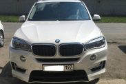 BMW X5 F15