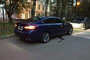 Отзыв о Hyundai Genesis 3.0 (249 л.с.) AT 2016 г.в.