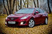 Отзыв о Mazda 6 Sport 2.0 (147 л.с.) AT 2008 г.в.