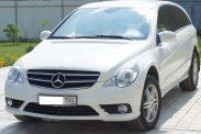 Отзыв о Mercedes-Benz R-Class 3.5 (272 л.с.) 4WD AT 2009 г.в.