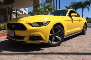 Отзыв о Ford Mustang 6 2.3 (310 л.с.) AT 2015 г.в.