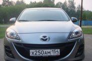 Отзыв о Mazda 3 хэтчбек 1.6 (105 л.с.) AT 2011 г.в.