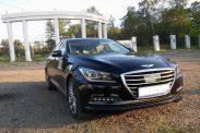 Отзыв о Hyundai Genesis Sport 3.8 (315 л.с.) 4WD AT 2014 г.в.