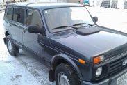 Отзыв о Lada 4x4 Urban 5D (83 л.с.) 4WD MT 2016 г.в.