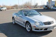 Отзыв о Mercedes-Benz SL-Class 5.0 (306 л.с.) AT 2004 г.в.