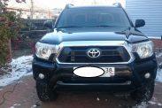 Отзыв о Toyota Tacoma 4.0 (249 л.с.) 4WD AT 2011 г.в.