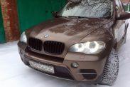 Отзыв о BMW X5 3.0 (306 л.с.) 4WD AT 2013 г.в.