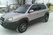 Отзыв о Hyundai Tucson 2.7 (175 л.с.) 4WD AT 2005 г.в.