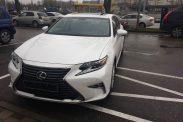 Отзыв о Lexus ES250 Comfort 2.5 (184 л.с.) AT 2016 г.в.
