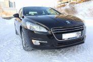 Отзыв о Peugeot 508 1.6 (150 л.с.) AT 2012 г.в.