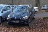 Отзыв о BMW 2 Gran Tourer 2.0D (150 л.с.) AT 2016 г.в.