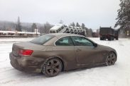 Отзыв о BMW 3-Series Convertible 2.0 (156 л.с.) AT 2008 г.в.