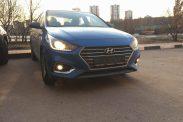 Отзыв о Hyundai Solaris 2 Elegance 1.6 (123 л.с.) AT 2017 г.в.