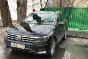 Отзыв о Volkswagen Tiguan 2 Comfortline 2.0D (150 л.с.) 4WD AT 2017 г.в.