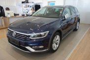 Отзыв о Volkswagen Passat Alltrack 2.0 (220 л.с.) 4WD DSG 2017 г.в.