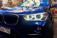 Отзыв о BMW X1 (F48) xDrive18d 2.0D (150 л.с.) AT 2016 г.в.