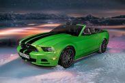 Отзыв о Форд Мустанг кабриолет 3.7 (305 л.с.) AT 2013 г.в.
