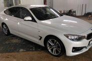 Отзыв о BMW 3 Gran Turismo 2.0 (245 л.с.) AT 2014 г.в.