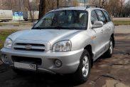 Отзыв о Hyundai Santa Fe Classic 2.0D 4WD AT 2010 г.в.
