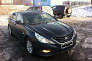 Отзыв о Hyundai Sonata 2.0 (150 л.с.) MT 2011 г.в.