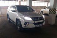 Toyota Fortuner 2